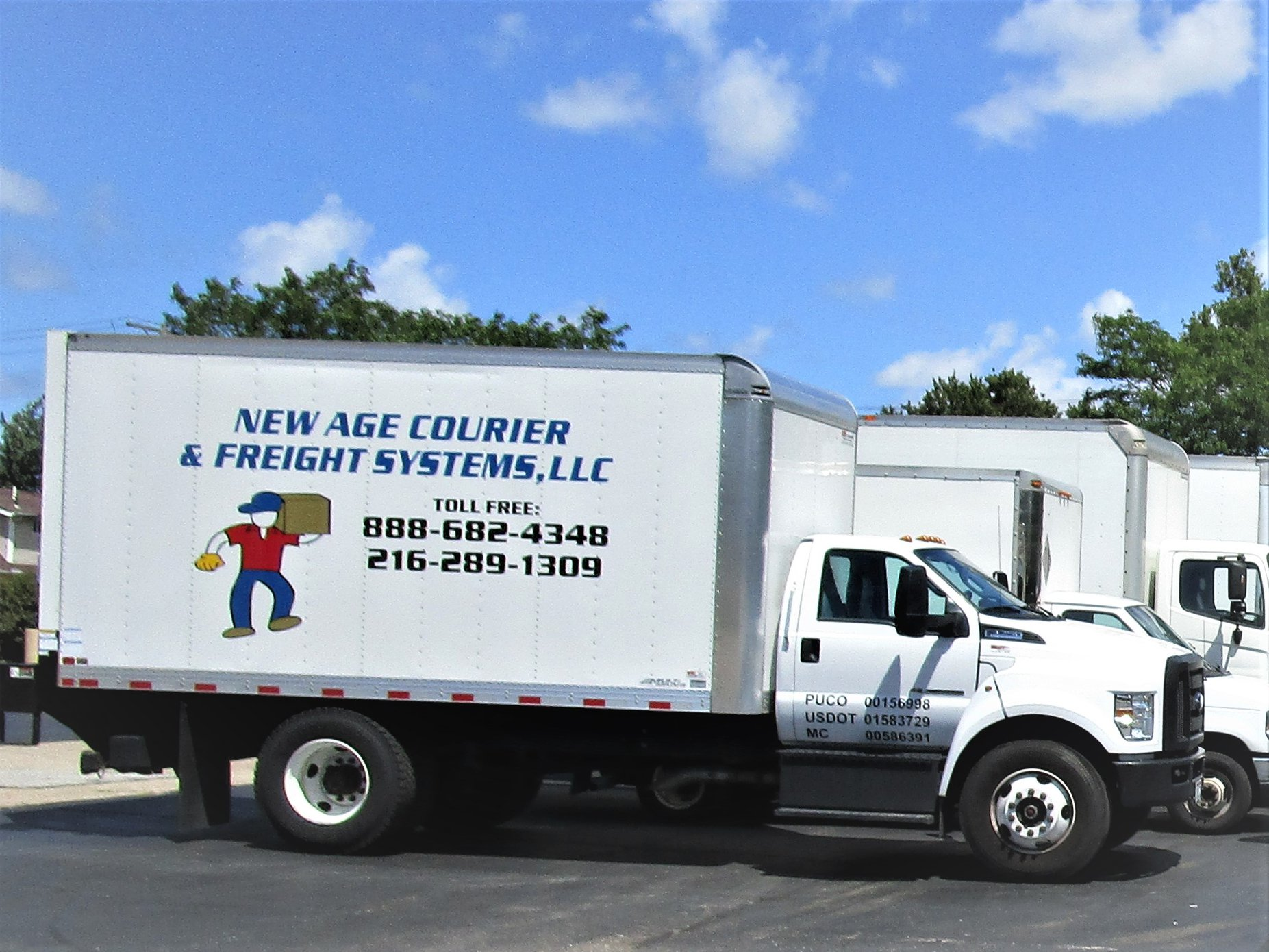 New Age Freight